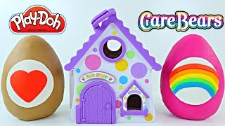 LADYBUG Gaston Mega Play Doh Surprise Egg Barbie My Little Pony Littlest Pet Shop LEGO Toys ...