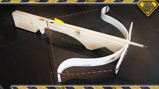 how to make an assassins micro crossbow