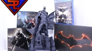 Batman Arkham Knight Limited Collector's Edition With 12 ...