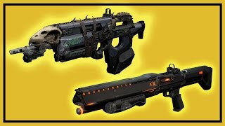 destiny year 1 thorn exotic hand cannon weapon bounty. Black Bedroom Furniture Sets. Home Design Ideas