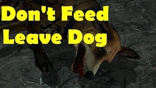 Walking Dead Season  If You Dont Feed Dog