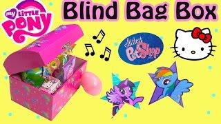 Mlp Music Box Mystery Surprise Blind Bags Egg My Little